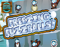 Instant Win Card Selector - Freezing Fuzzballs