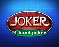Joker Poker 4 Hand